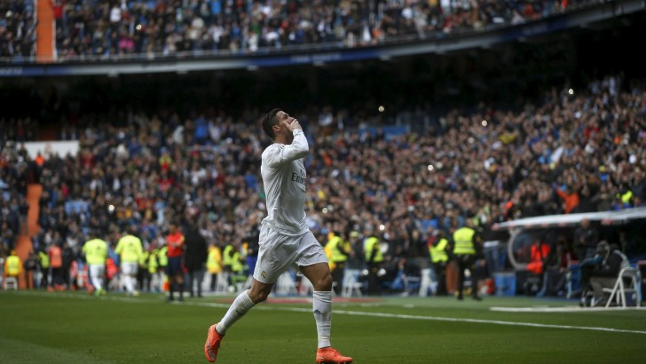 Roundup: Ronaldo Gets 4 Goals to Become No. 2 Career Scorer in Spanish League