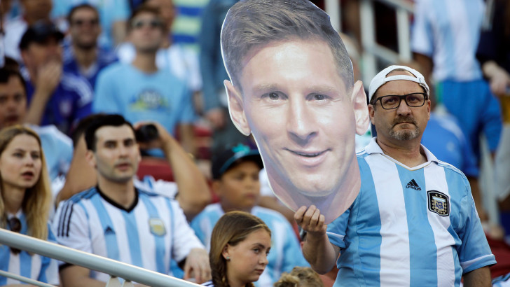 Lionel Messi Sits Out Argentina's Copa América Win