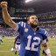 NFL players react to Luck's extension