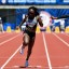 Olympic runner fulfills goals she tweeted in 2011