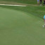 John Daly putts with one hand in final round of event