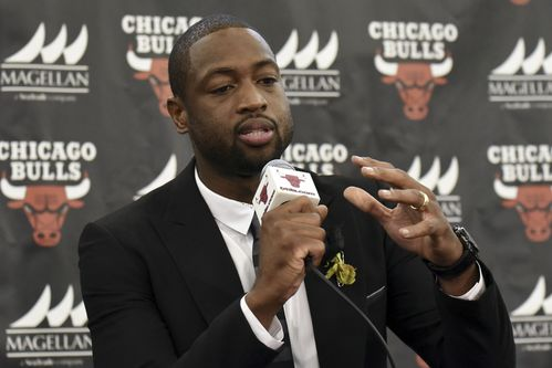 D-Wade condemns 'senseless' violence after cousin's death