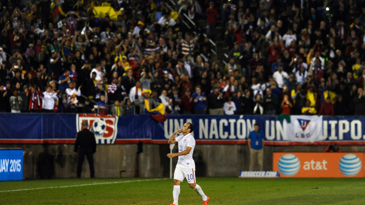 Landon Donovan Will End Retirement and Return to M.L.S.