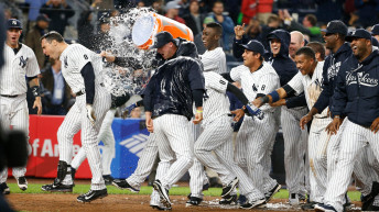 Yankees 5, Red Sox 3: Mark Teixeira's Ninth-Inning Grand Slam Lifts Yankees From Brink of Elimination