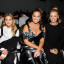 Caroline Wozniacki and Venus Williams looked very chic at Serena's NYFW show