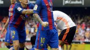 Sports Briefing: Andrés Iniesta's Injury Mars Barcelona's Thrilling Win