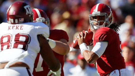 Alabama looks inevitable but can get even better