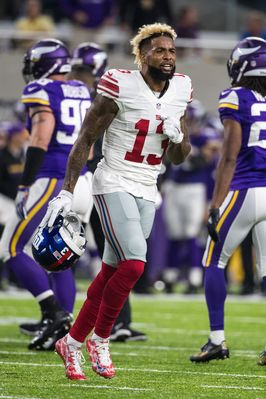 Beckham losing grip after being stifled by Vikes?