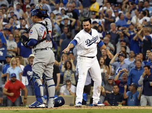 Gonzalez livid over replay: 'They got it wrong'
