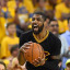 Kyrie Irving shows off 'Ankletaker' shirt