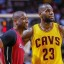 LeBron and D-Wade will bet on World Series