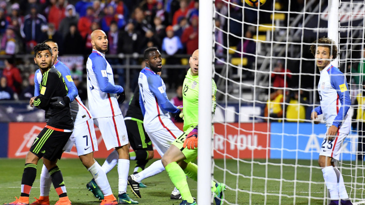 Mexico 2, United States 1: Mexico Ends Its Soccer Frustration on U.S. Soil