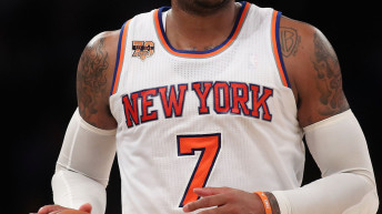 Knicks 103, Kings 100: To Carmelo Anthony, Phil Jackson's Comments Are a 'Temporary Black Cloud'