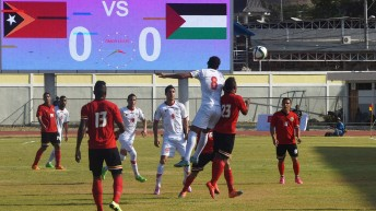 East Timor Is Accused of Using Ineligible Players for Its Soccer Team