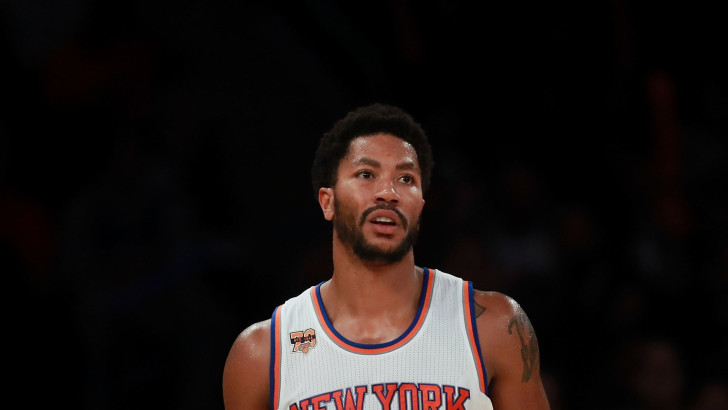 Derrick Rose Returns to Knicks and Explains His Absence