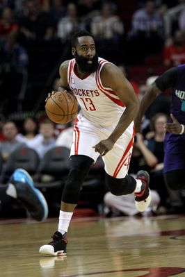 James Harden's triple-double leads Rockets to 9th straight win