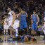 Russell Westbrook vows payback after Zaza Pachulia flagrant foul