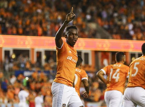 Erick Torres scored MLS-best eighth goal in Houston Dynamo win