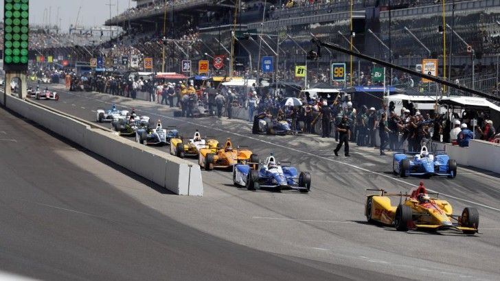 Will it rain at the Indy 500?