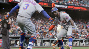 Mets 5, Giants 2: DeGrom, a Constant in the Mets' Rotation, Stymies the Giants