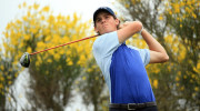 Thomas Pieters Works Hard to Make His Swing Look So Natural