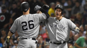 Yankees Hold Off Red Sox, Without Chapman Shutting the Door