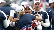 US beats Europe in Solheim Cup 16 1/2-11 1/2 in Iowa