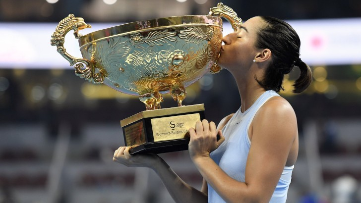 WTA Finals: A Difficult Season Makes Caroline Garcia Stronger