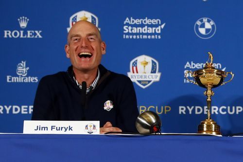 Furyk to invite Americans to see Ryder Cup course in France