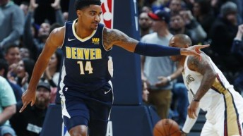 Murray scores 31 as Nuggets beat Pelicans 146-114
