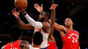 Knicks 108, Raptors 100: Tim Hardaway Jr.'s 38 Points Carry Knicks Past Raptors