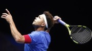Noah cuts Mahut for Davis Cup final against Belgium