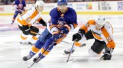 Islanders' Jordan Eberle Adjusts to New York Life, On and Off the Ice