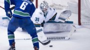 Gagner lifts Canucks over Sharks 4-3 in OT to snap skid