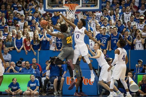 What's the matter with Kansas? For one thing, lack of frontcourt depth