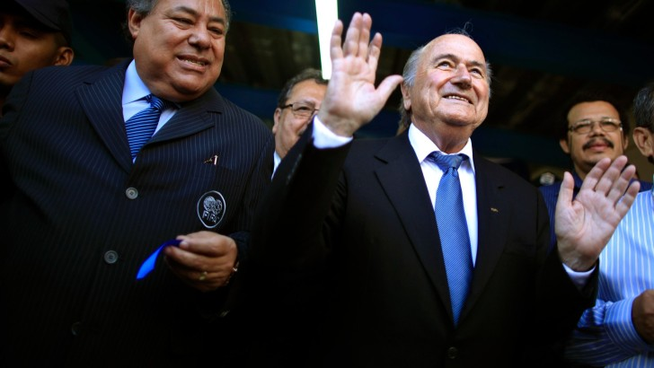 Julio Rocha, Jailed FIFA Official From Nicaragua, Dies at 67