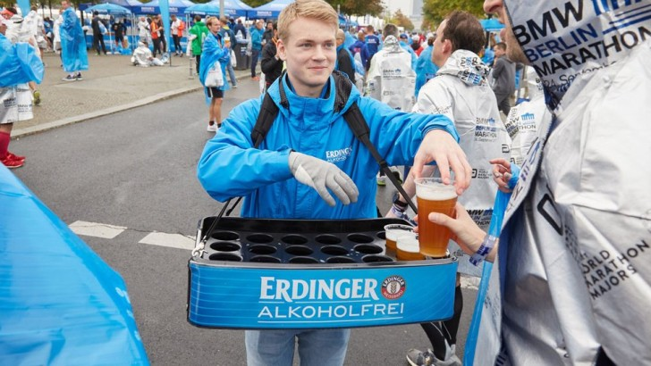 German Olympians Drink a Lot of (Nonalcoholic) Beer, and Win a Lot of Gold Medals