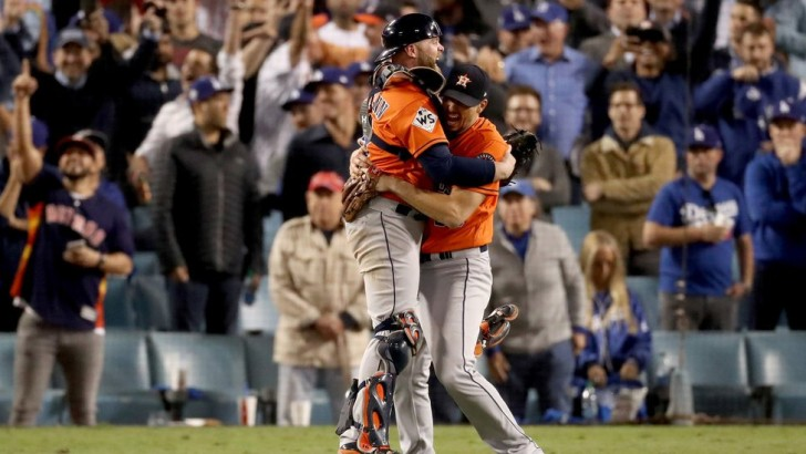 A World Series Embrace Was Only One Stop on a Shared Journey