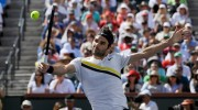 Juan Martín del Potro Outlasts Roger Federer for Indian Wells Title
