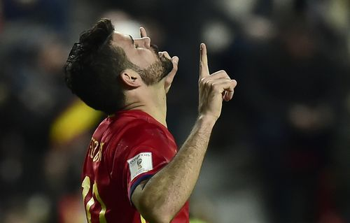Morata left out of Spain squad, Diego Costa returns