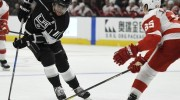 Kopitar and Kings hand Red Wings 8th straight loss, 4-1
