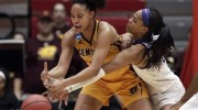Central Michigan outlasts LSU for first ever tourney win