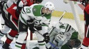 Hoffman scores in OT, Senators edge Stars 3-2 for 3rd in row