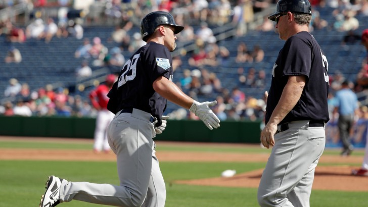 On Baseball: Yankees Enter the Season Looking for Something to Worry About