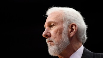 Gregg Popovich Won't Coach Game 3 After Wife's Death