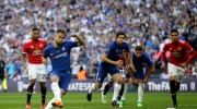 Chelsea 1, Manchester United 0: F.A. Cup Final: Eden Hazard's Goal Helps Chelsea Salvage Its Season