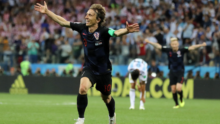 Croatia Buries Argentina's World Cup Hopes in a Deep Hole