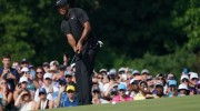 Tiger Tracker: Follow along as Tiger Woods looks to make a run Saturday at the PGA Championship