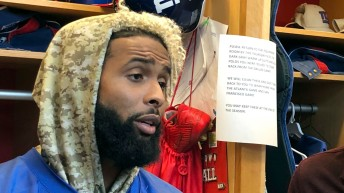 Odell Beckham Jr. upset with losing and frequent PED tests