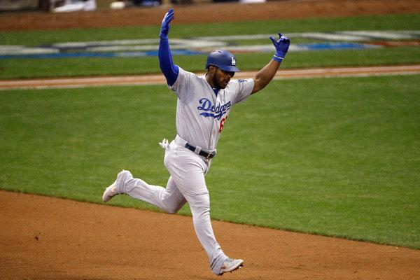 Dodgers 5, Brewers 1 | Los Angeles wins series, 4-3.: Dodgers Defeat the Brewers in the N.L.C.S. to Return to the World Series